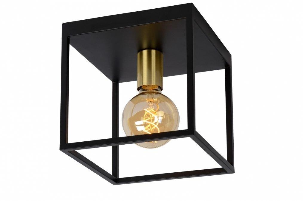 Plafondlamp 13335: modern, retro, art deco, metaal #0