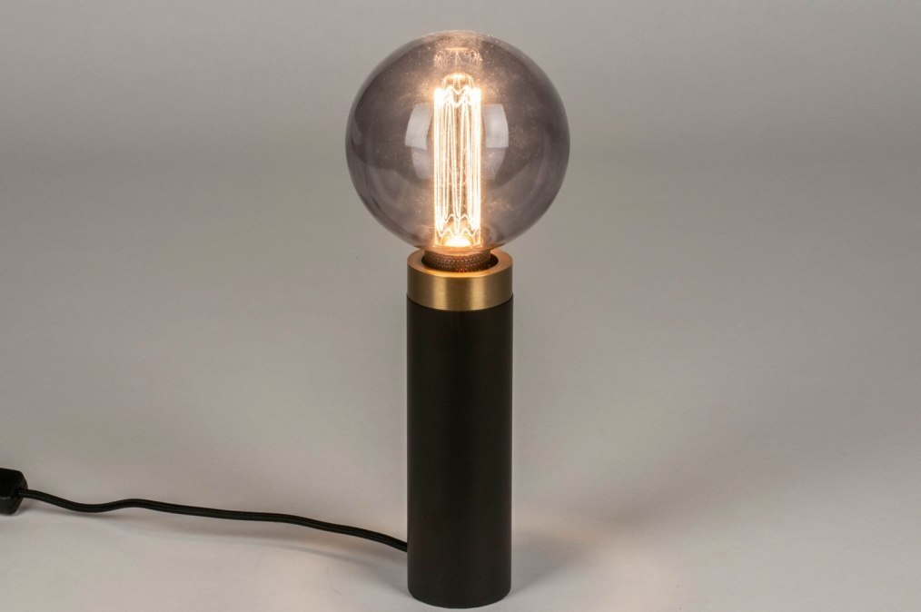 Tafellamp 13341: modern, retro, eigentijds klassiek, art deco #0