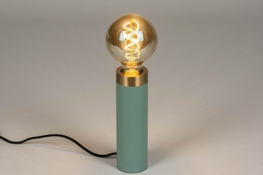 Tafellamp 13342: modern, retro, eigentijds klassiek, art deco #0