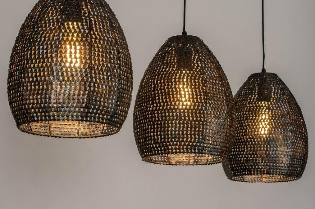 Pendelleuchte 13369 Industrielook Laendlich Rustikal Modern Coole Lampen Grob
