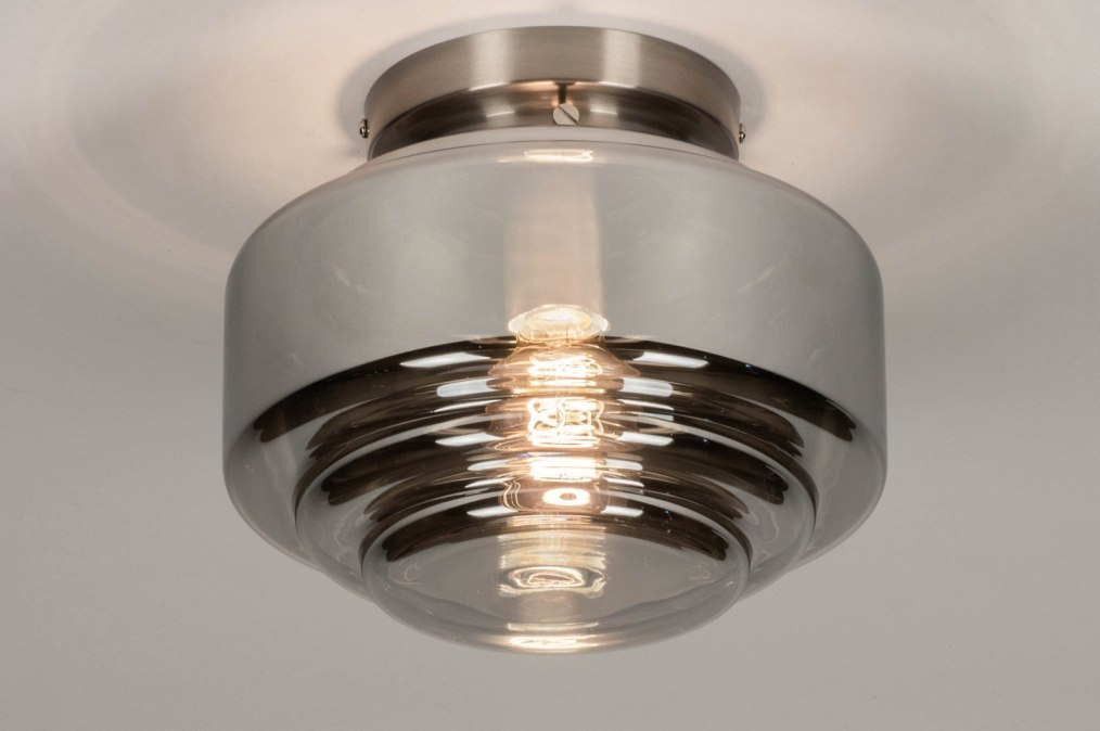 Plafondlamp 13517: modern, retro, eigentijds klassiek, art deco #0