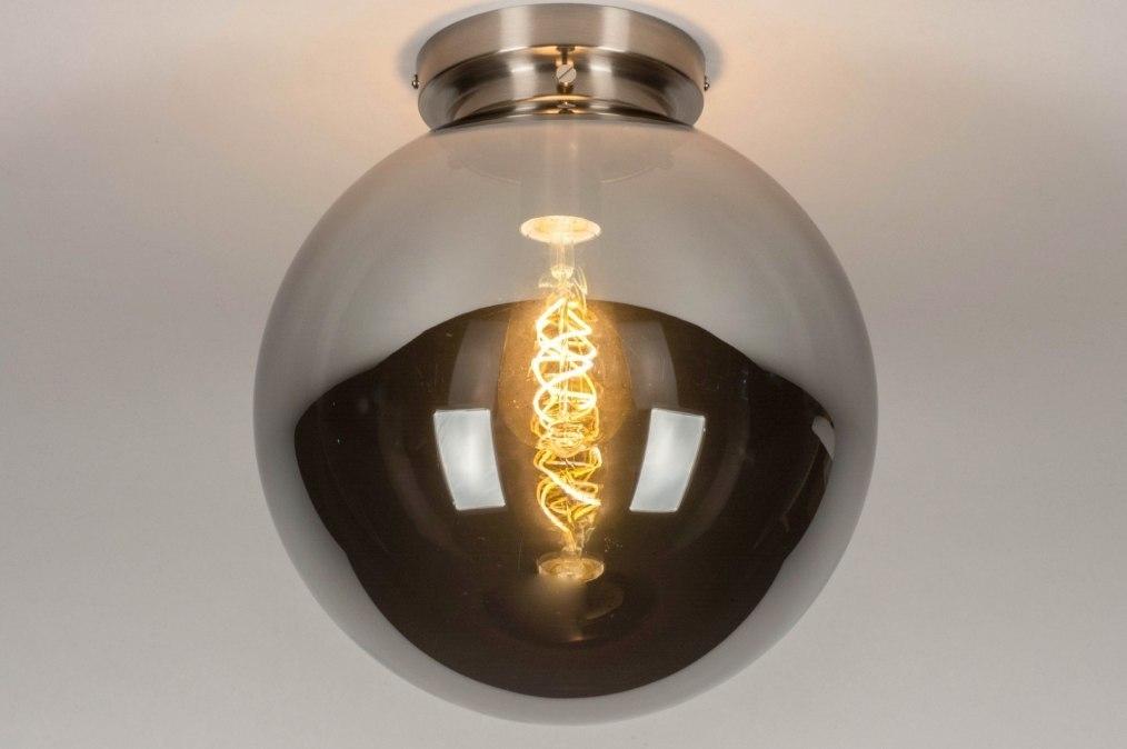 Plafondlamp 13520: modern, retro, eigentijds klassiek, art deco #0