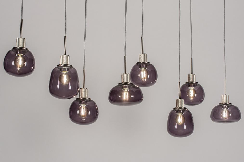 Hanglamp 13619: landelijk, rustiek, modern, eigentijds klassiek #0
