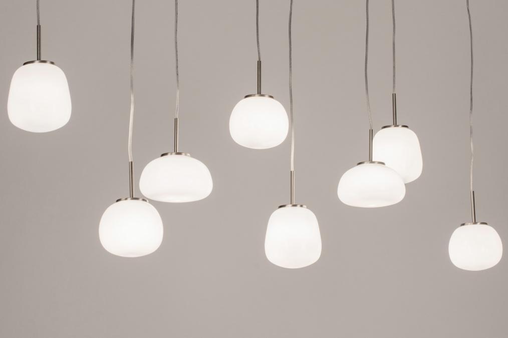 Hanglamp 13623: modern, retro, eigentijds klassiek, art deco #0