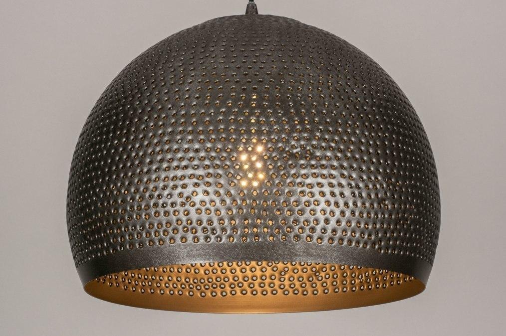 Hanglamp 13643: landelijk, rustiek, modern, stoer #0