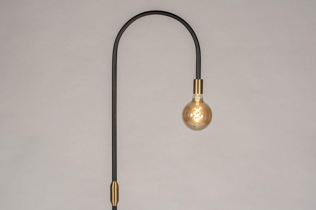 Vloerlamp 13654: industrie, look, modern, retro #0