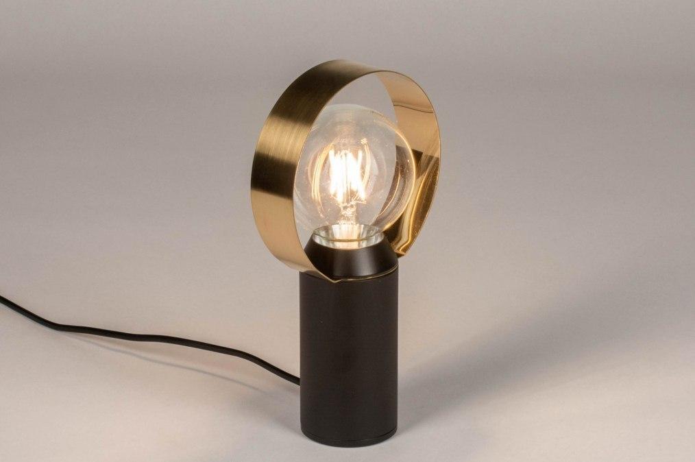 Tafellamp 13655: modern, retro, eigentijds klassiek, art deco #0