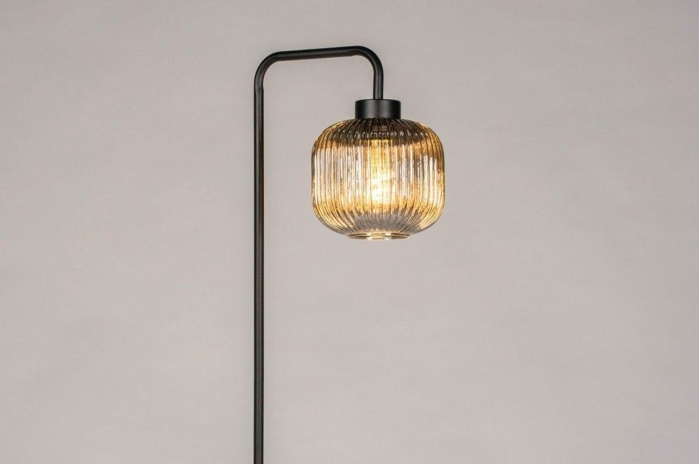 Vloerlamp 13658: modern, retro, eigentijds klassiek, art deco #0