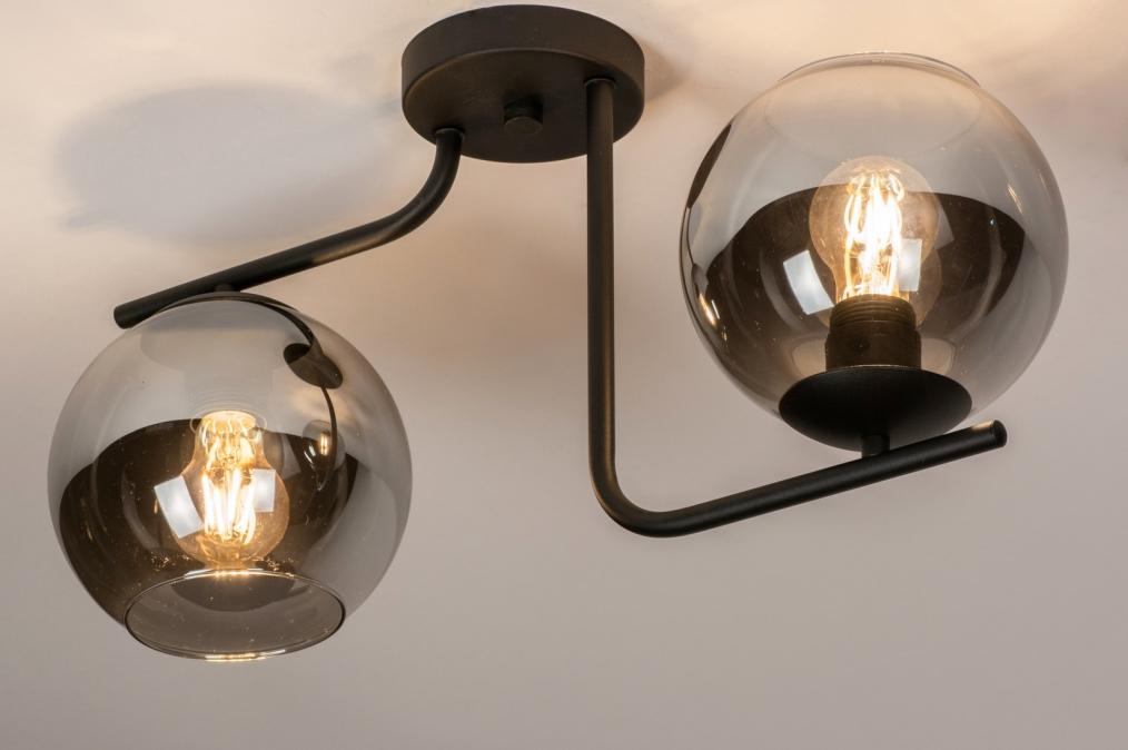 Plafondlamp 13761: modern, retro, eigentijds klassiek, art deco #0