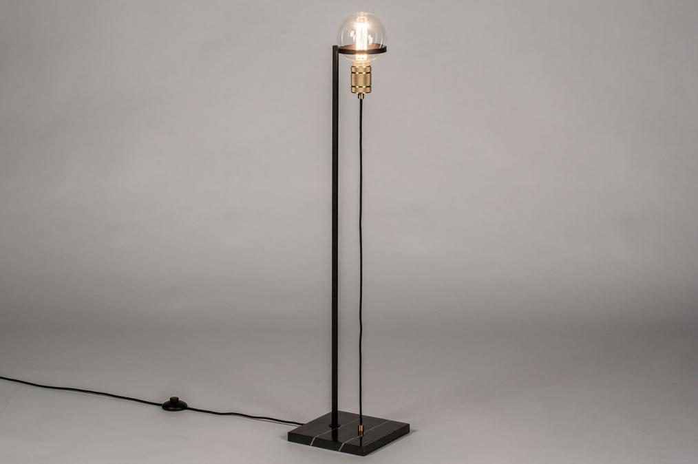 Vloerlamp 13787: industrie, look, modern, retro #0