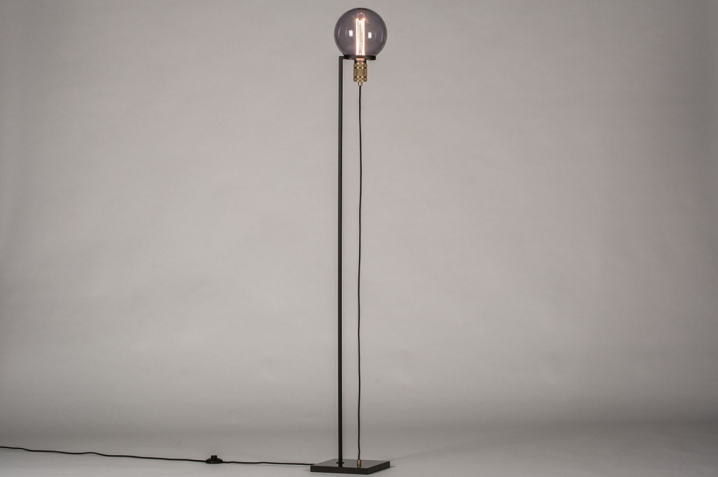 Vloerlamp 13788: industrie, look, modern, retro #0