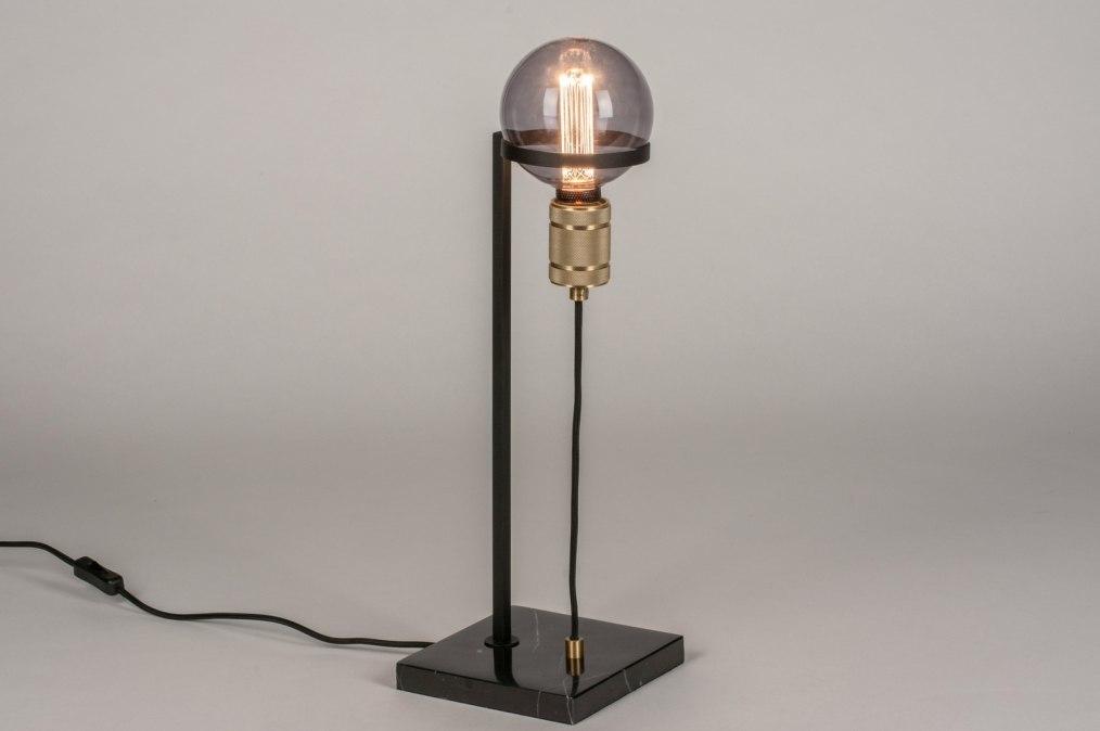 Tafellamp 13789: modern, retro, eigentijds klassiek, art deco #0