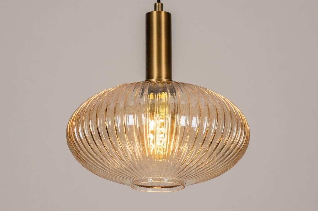 Hanglamp 13794: modern, retro, eigentijds klassiek, art deco #0