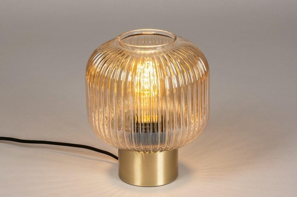 Tafellamp 13796: modern, retro, eigentijds klassiek, art deco #0