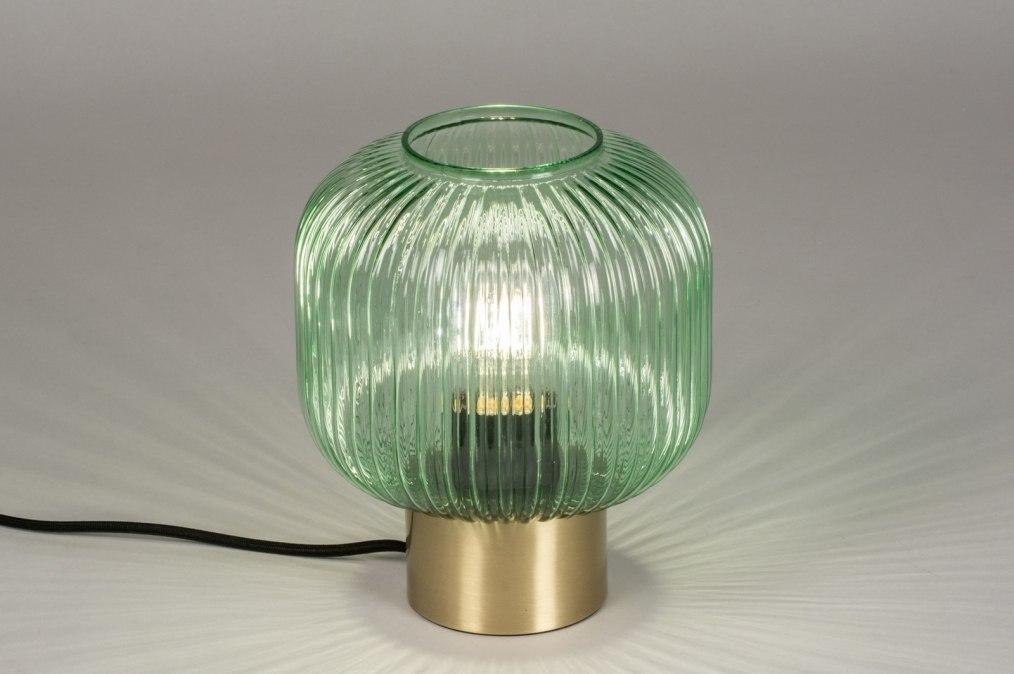 Tafellamp 13797: modern, retro, eigentijds klassiek, art deco #0