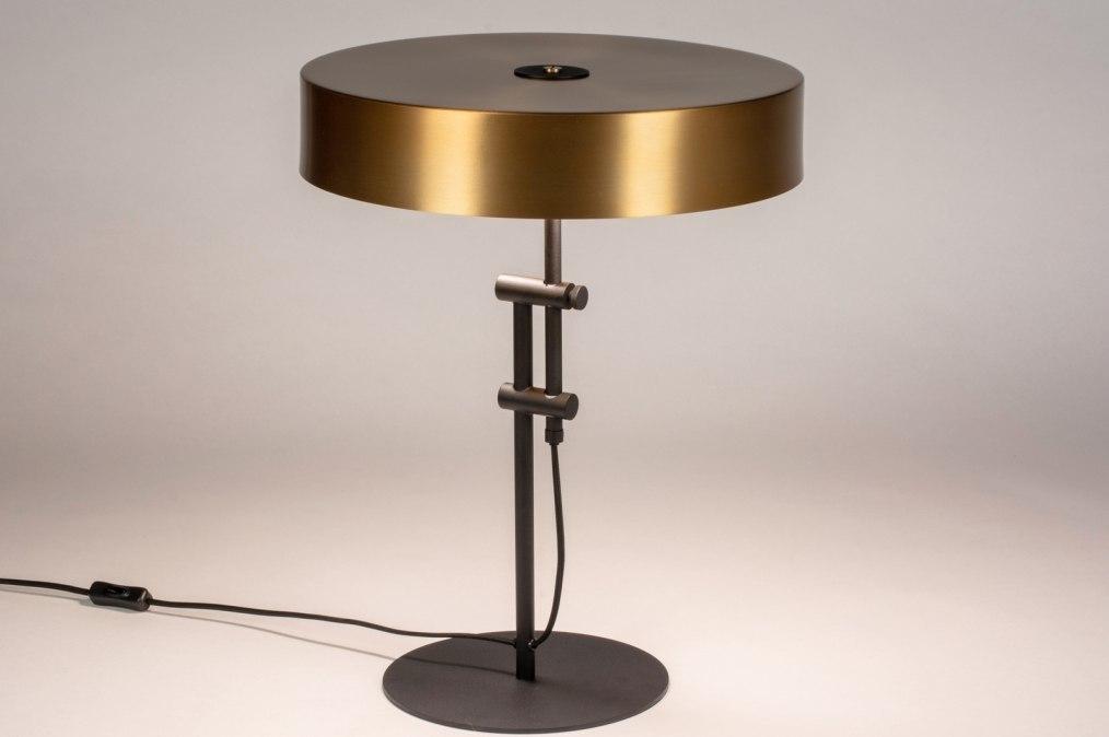 Tafellamp 13801: modern, retro, eigentijds klassiek, art deco #0