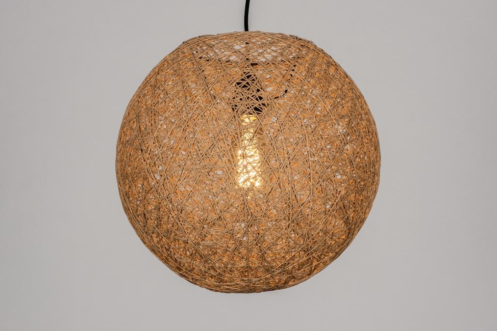 Hanglamp 13842: landelijk, rustiek, modern, retro #0