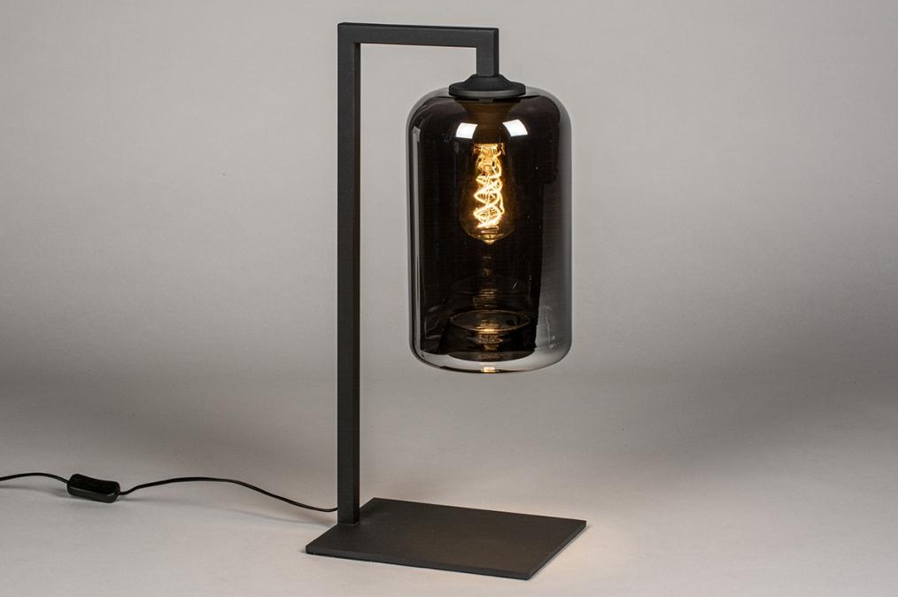 Tafellamp 13847: modern, retro, eigentijds klassiek, art deco #0