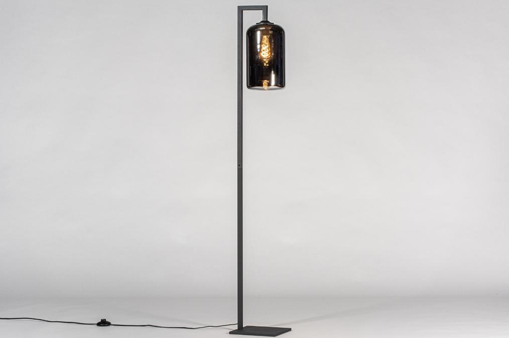 Vloerlamp 13848: modern, retro, eigentijds klassiek, art deco #0