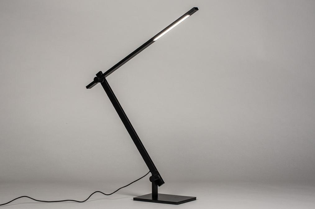 Tafellamp 13867: design, modern, aluminium, metaal #0