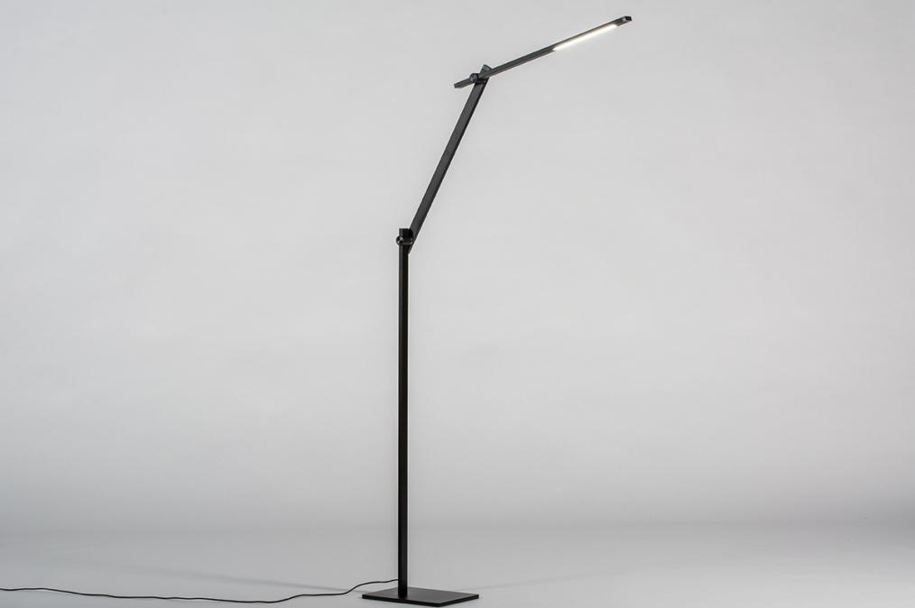 Vloerlamp 13869: design, modern, stoer, raw #0
