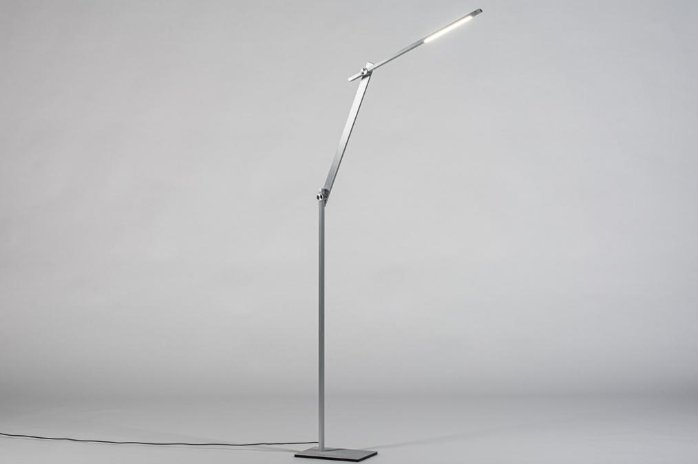 Vloerlamp 13870: design, modern, stoer, raw #0