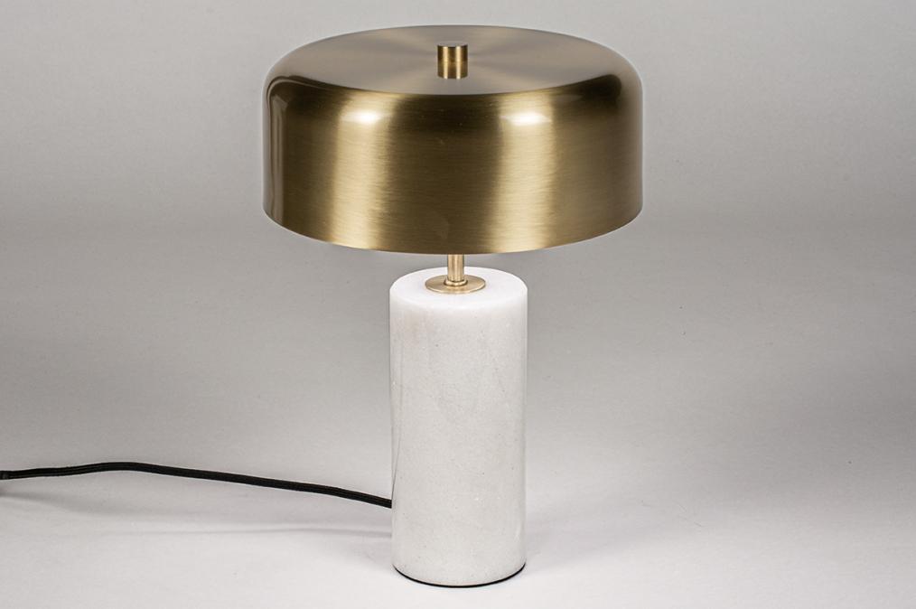 Tafellamp 13884: modern, retro, eigentijds klassiek, art deco #0