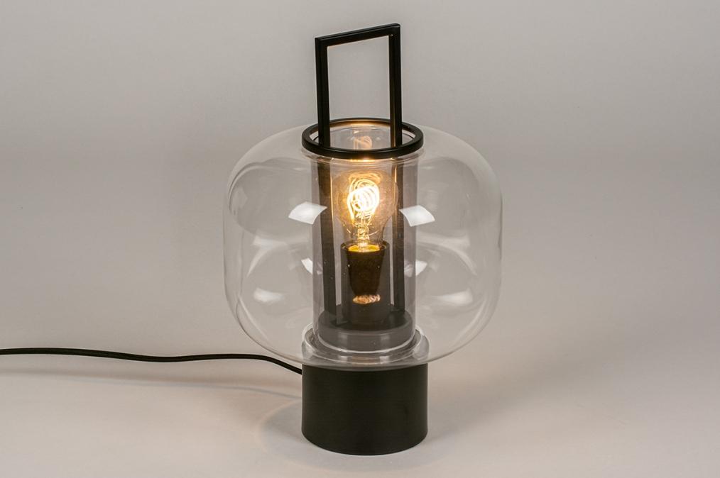 Tafellamp 13887: industrie, look, modern, retro #0