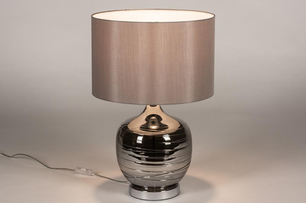 Tafellamp 13956: landelijk, rustiek, modern, eigentijds klassiek #0