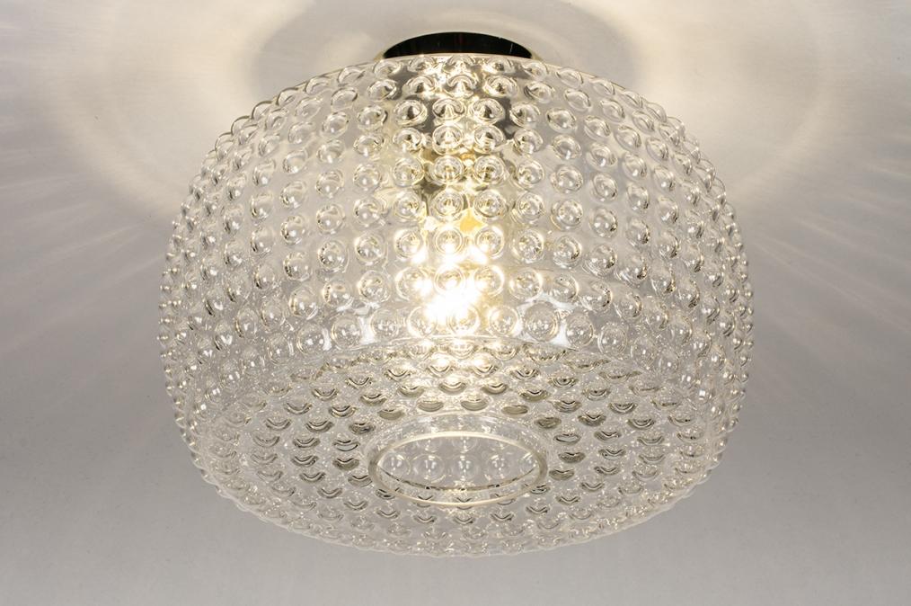Plafondlamp 13973: design, landelijk, rustiek, retro #0