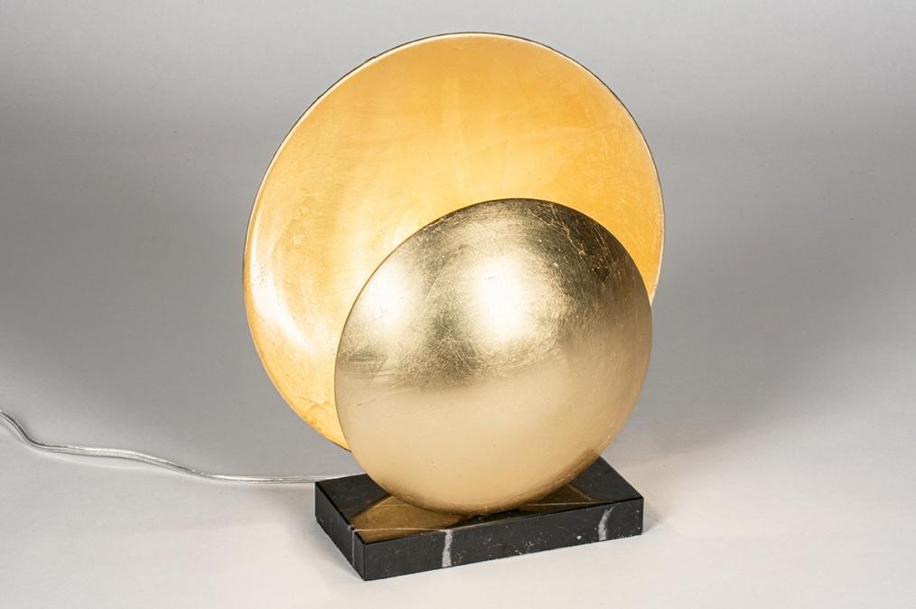Tafellamp 14006: design, landelijk, rustiek, klassiek #0