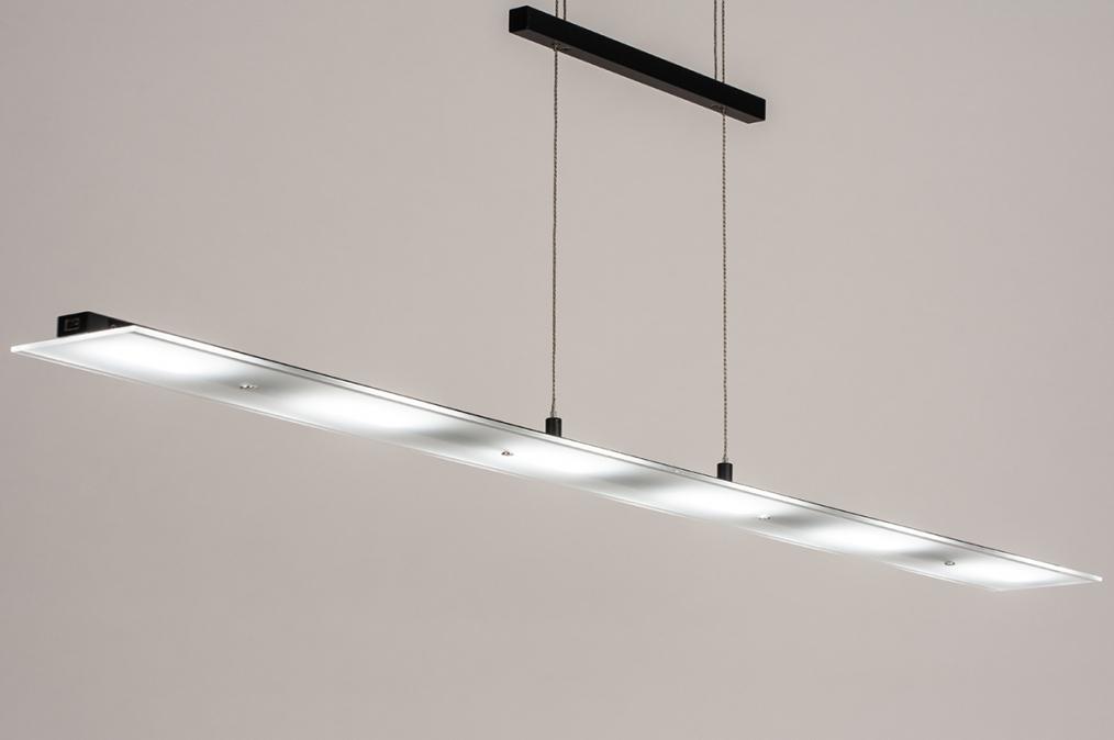 Hanglamp 14023: design, modern, glas, mat glas #0