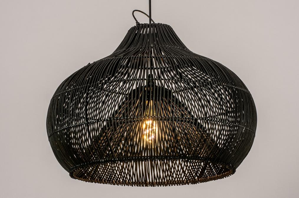 Hanglamp 14044: sale, modern, retro, riet #0