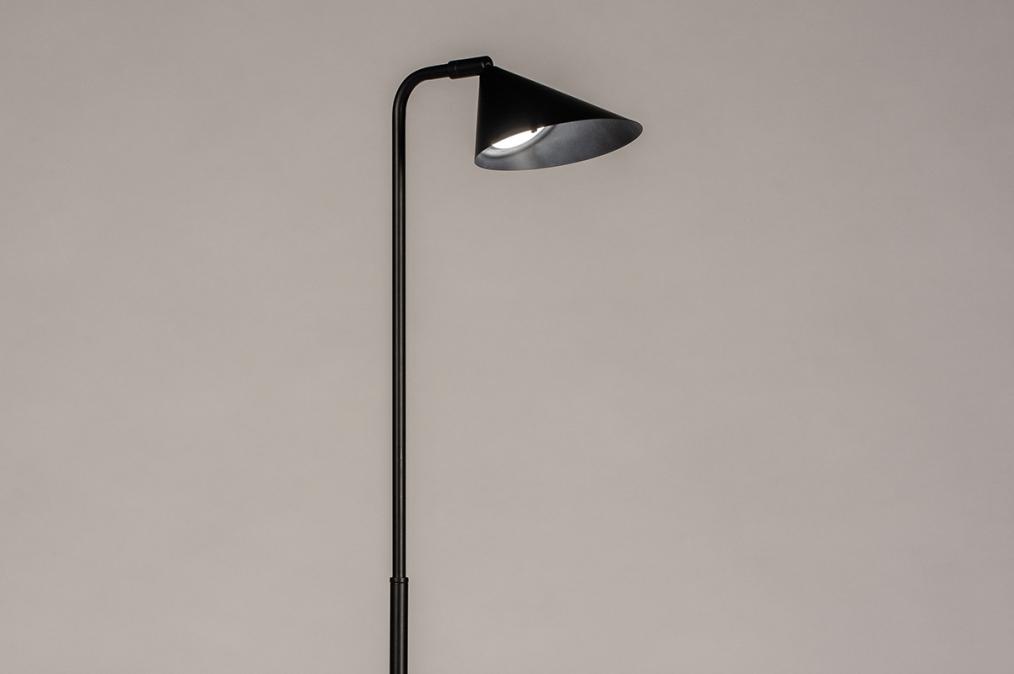Vloerlamp 14132: design, modern, retro, metaal #0
