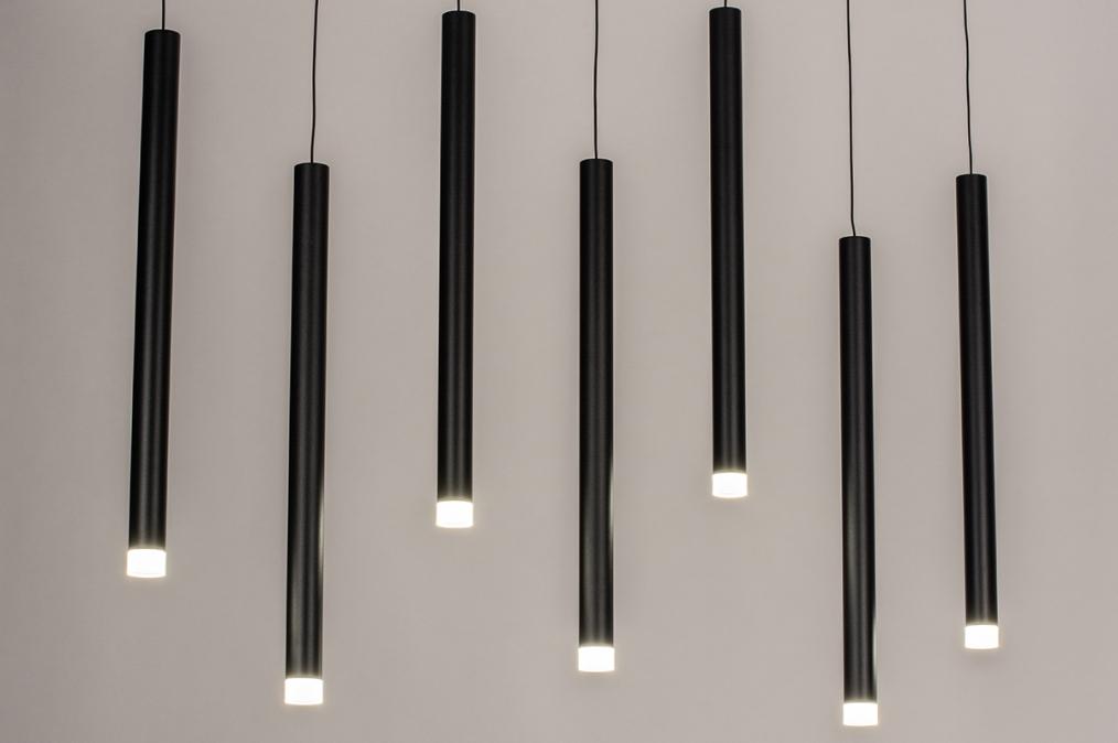 Hanglamp 14161: design, modern, kunststof, metaal #0