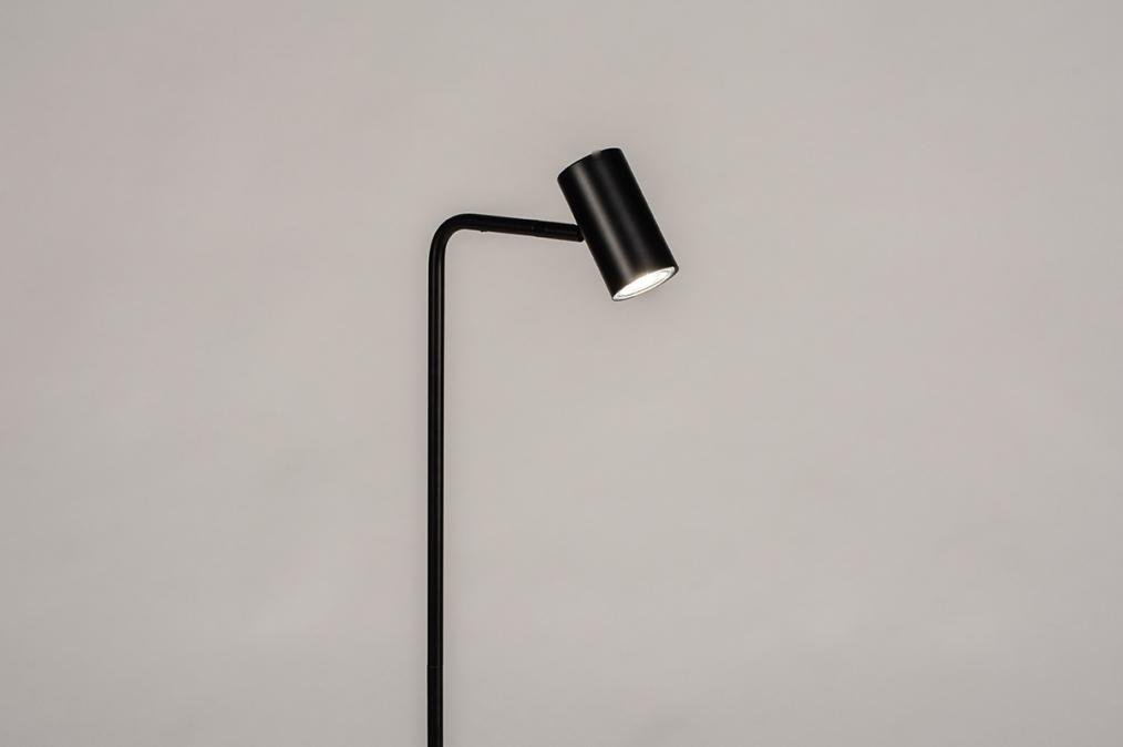 Vloerlamp 14162: modern, retro, eigentijds klassiek, metaal #0