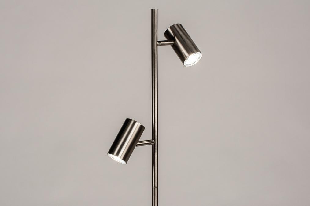 Vloerlamp 14165: landelijk, rustiek, modern, eigentijds klassiek #0
