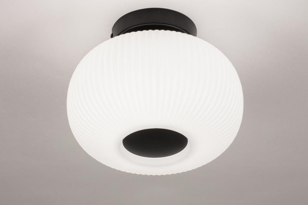 Plafondlamp 14200: modern, retro, eigentijds klassiek, art deco #0