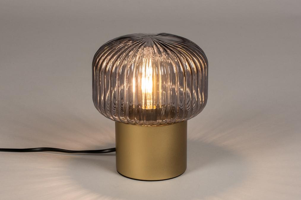 Tafellamp 14265: modern, retro, eigentijds klassiek, art deco #0