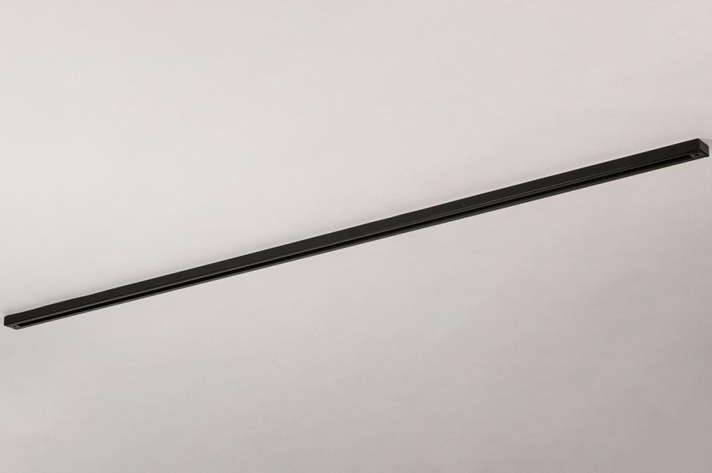 Onderdeel 14341: metaal, zwart, mat, rechthoekig #0