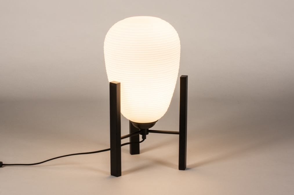 Tafellamp 14922: industrie, look, design, landelijk #0