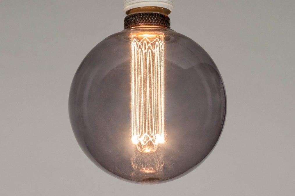 Lichtbron 243: glas, rond #0