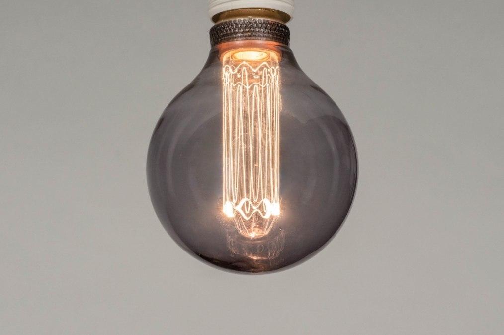 Lichtbron 244: glas, rond #0
