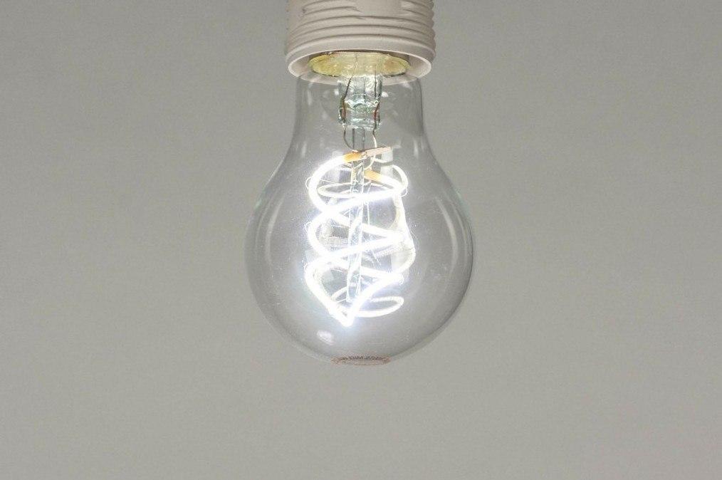 Lichtbron 253: glas, helder glas, rond #0