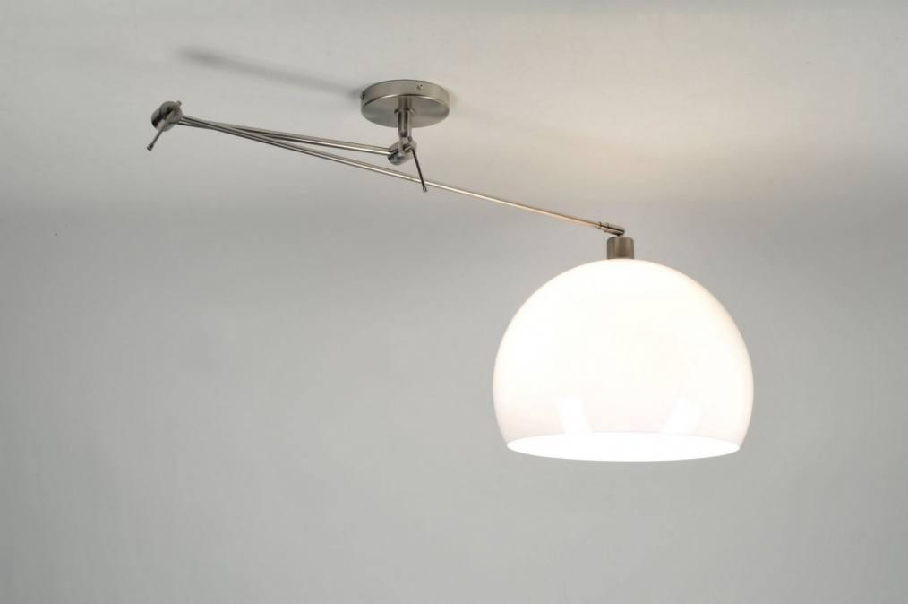 Woonkamer Lampen Modern : Hanglamp modern retro staal rvs kunststof