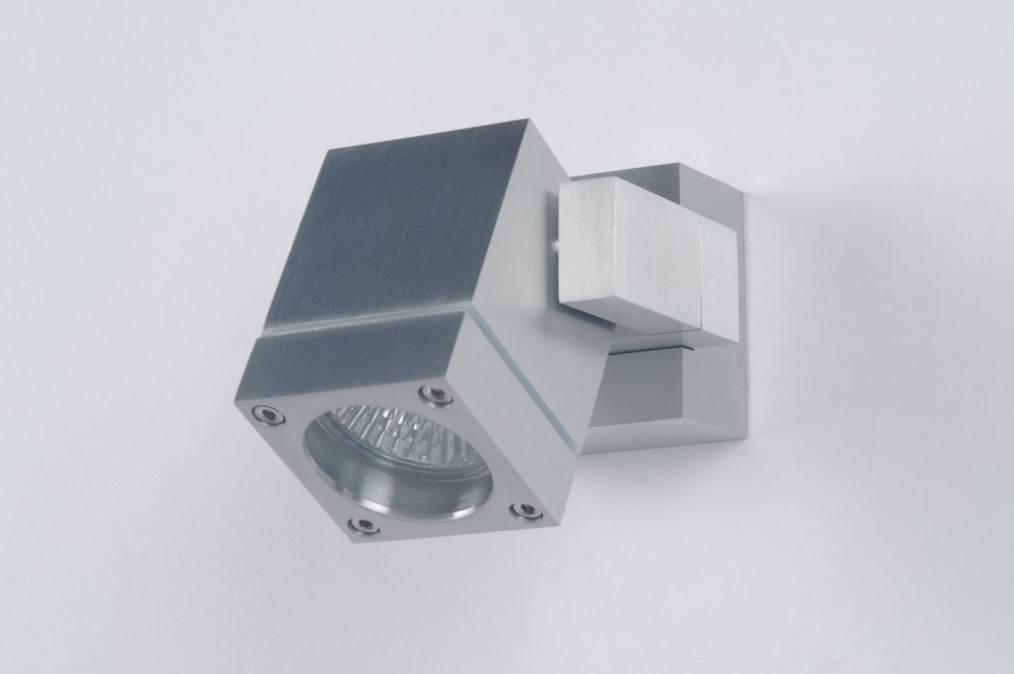 spot 30038 modern design aluminium gebuerstetes aluminium. Black Bedroom Furniture Sets. Home Design Ideas