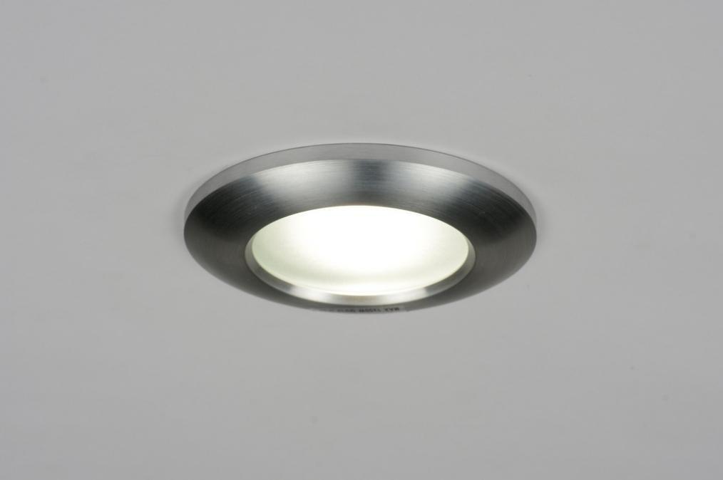 Recessed spotlight 30067: designer, modern, aluminium, metal #0