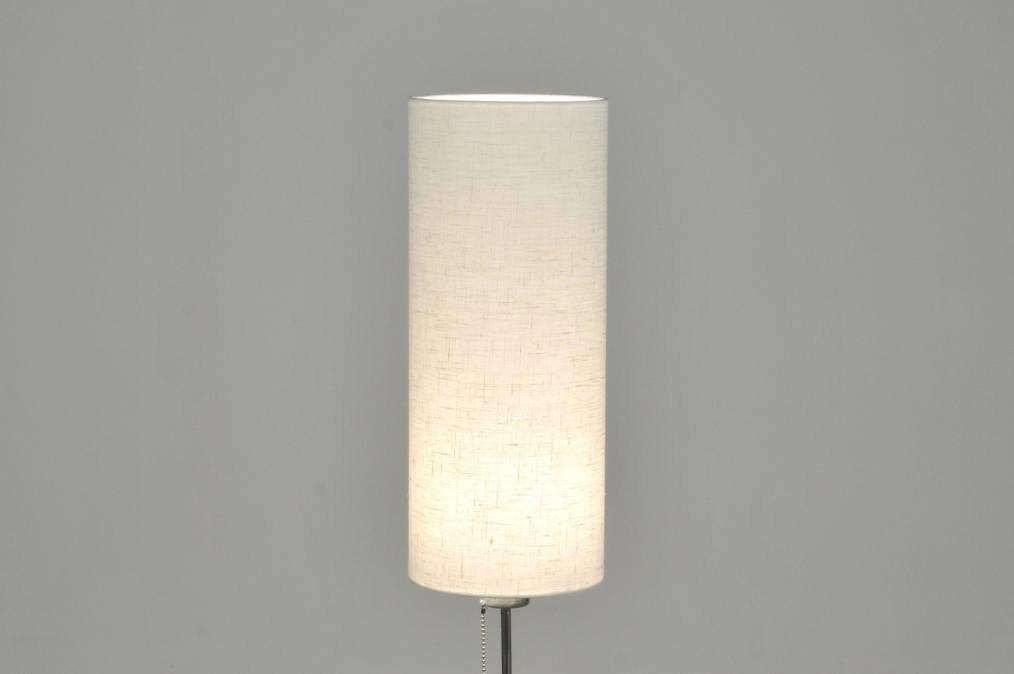 Vloerlamp 30083: modern, eigentijds klassiek, design, wit #0