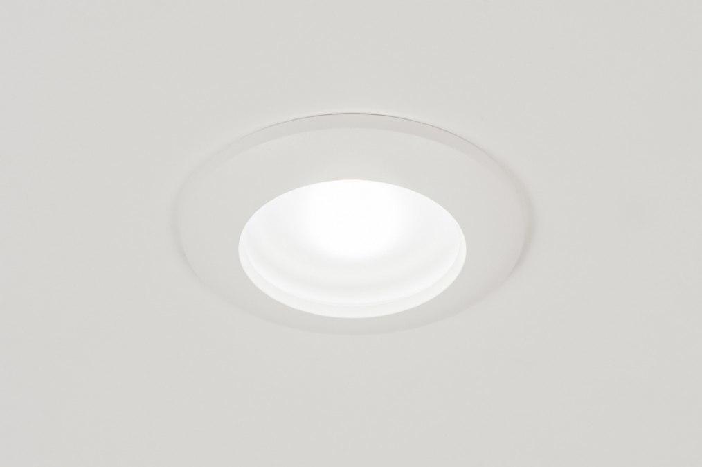 Inbouwspot 30152: design, modern, aluminium, metaal #0