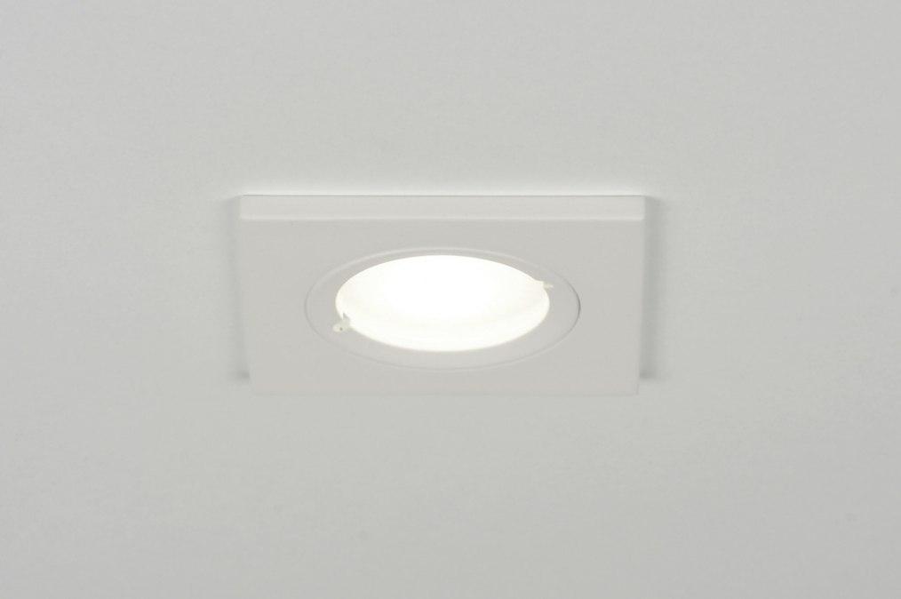 Einbauspot 30155: Design, modern, Aluminium, Metall #0